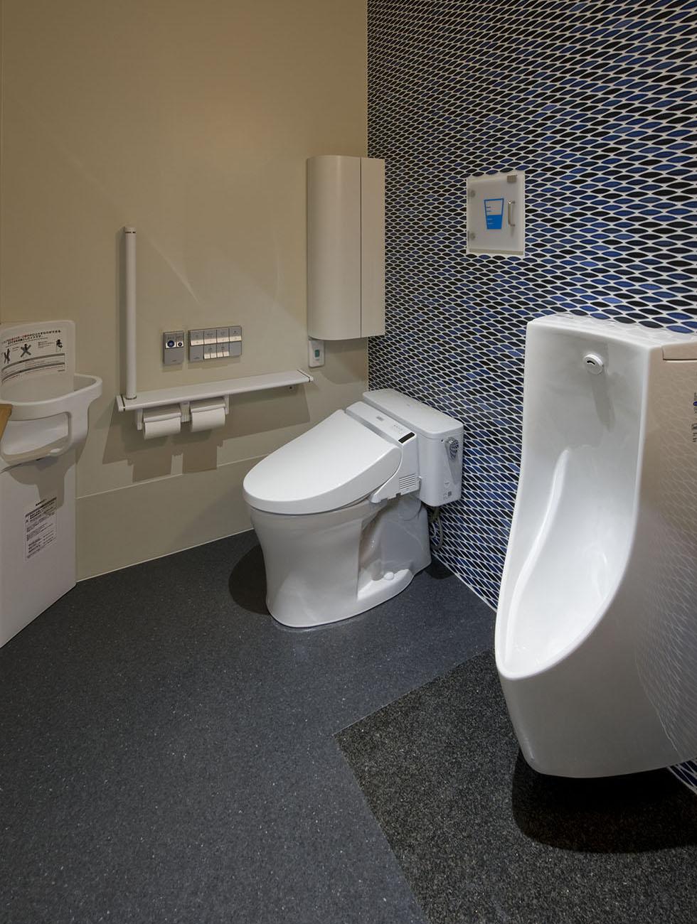 トイレ(男性)